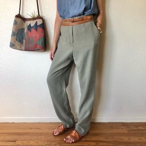Vintage 80s/90s High Rise Trousers